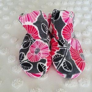 Shoes - Vera Bradley cozy slippers.